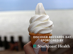 Discover Buzzards Bay is sponsored by Southcoast Health